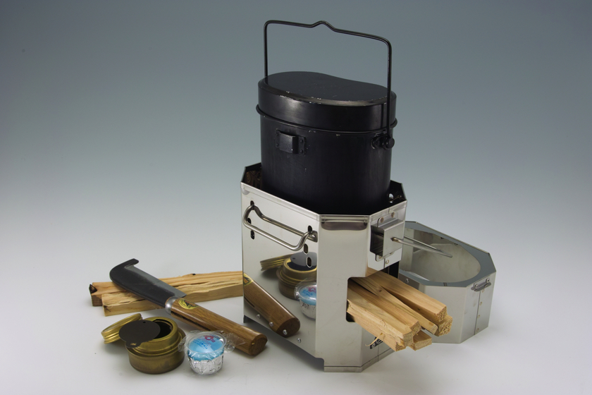 Must see self catering! A dedicated fire pit made for cooking utensils!