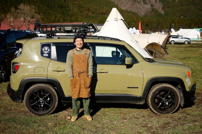 Outdoor vehicle snap winter camp edition #1