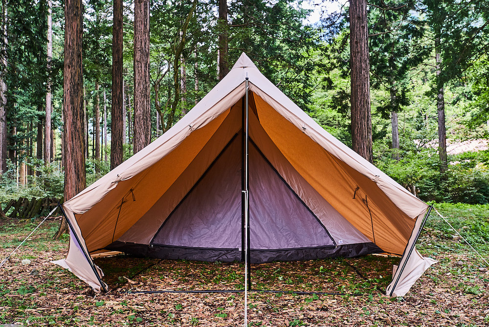 "How usable is the rumored new tent ""Sabbatical""? Here are our impressions!"