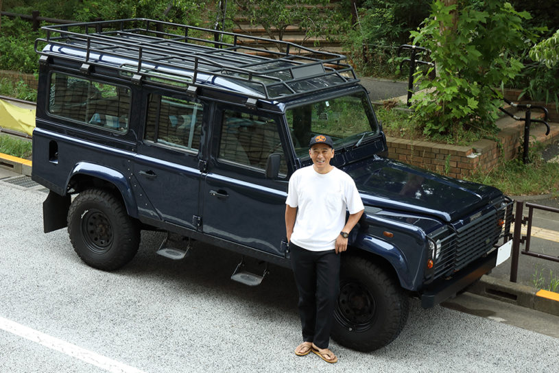 True Stories of huge SUV owners. (#5 Land Rover Defender)
