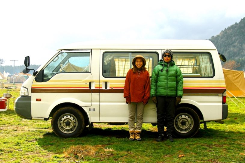Outdoor vehicle snap winter camp edition #3