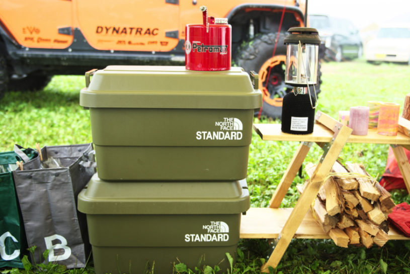 """Why is the classic camp storage item """"Trunk Cargo"""" so popular?"""