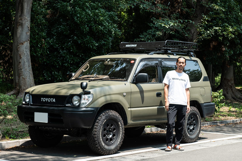 True Stories of huge SUV owners. (#1TOYOTA LAND CRUISER PRADO)