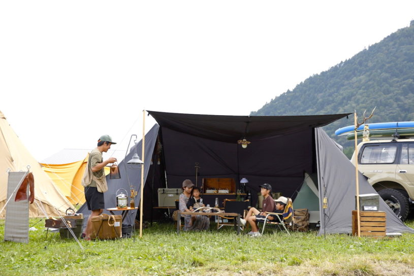 The latest fashionable camping style for fall 2019! Go Out Camp Vol.15 #1