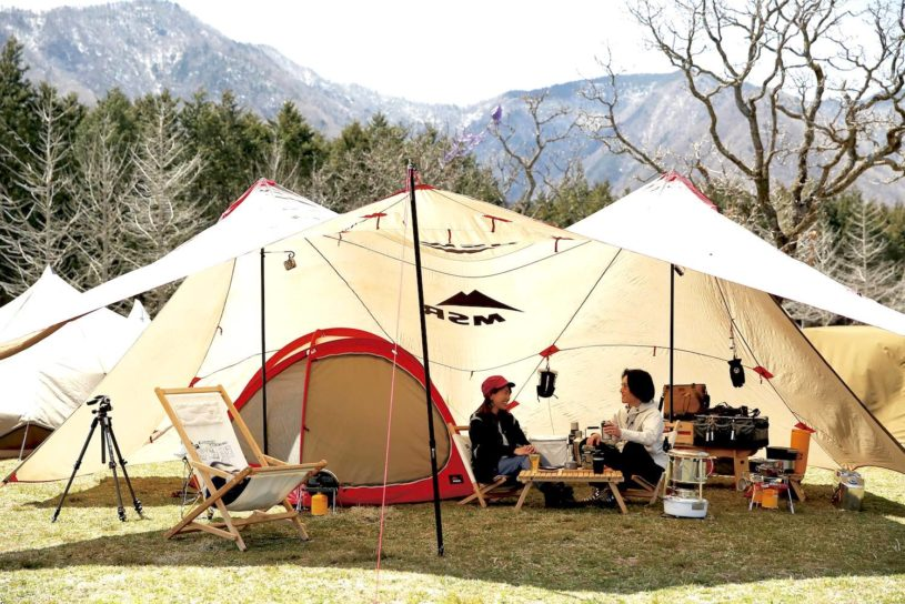 Functional and innovative! Fashionable camping snapshots! @GO OUT JAMBOREE 2019 #2