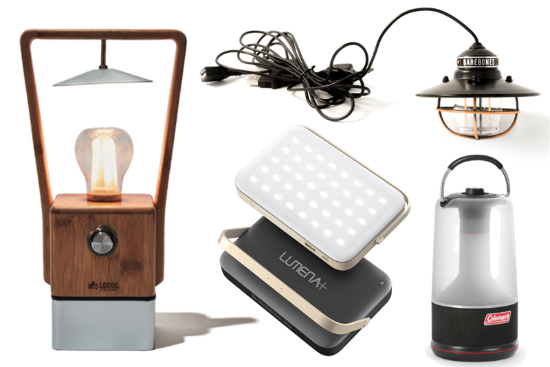 7 fashionable LED lanterns. Camping is more fun with the light +a function (Updated on 17th May, 2019)
