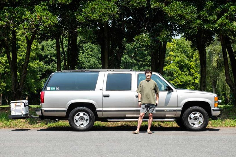 True Stories of huge SUV owners. (#2 Chevrolet Suburban)