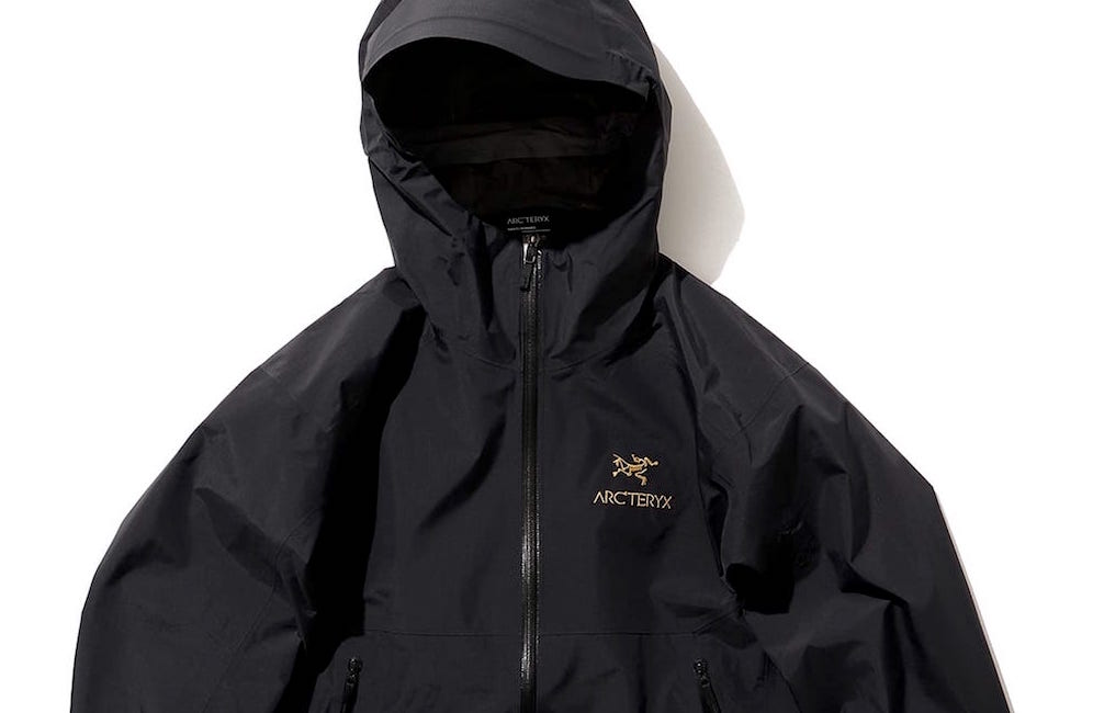 An instant classic that is sure to sell out! A new GORE-TEX shell from Arc'teryx x BEAMS is here!