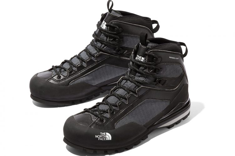 New THE NORTH FACE trekking shoes make use of the new Future Light technology for the first time.