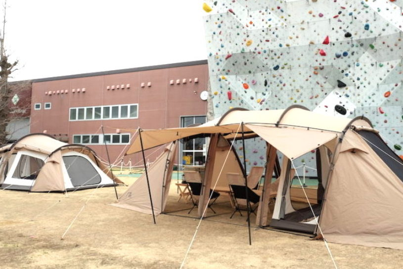 Sabbatical's new tent is finally unveiled! Just as expected it's another masterpiece.