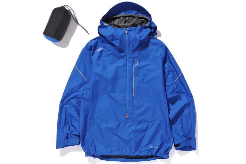 "Phenix's exceptional waterproof anorak that redesigns ""summer ski wear""!"