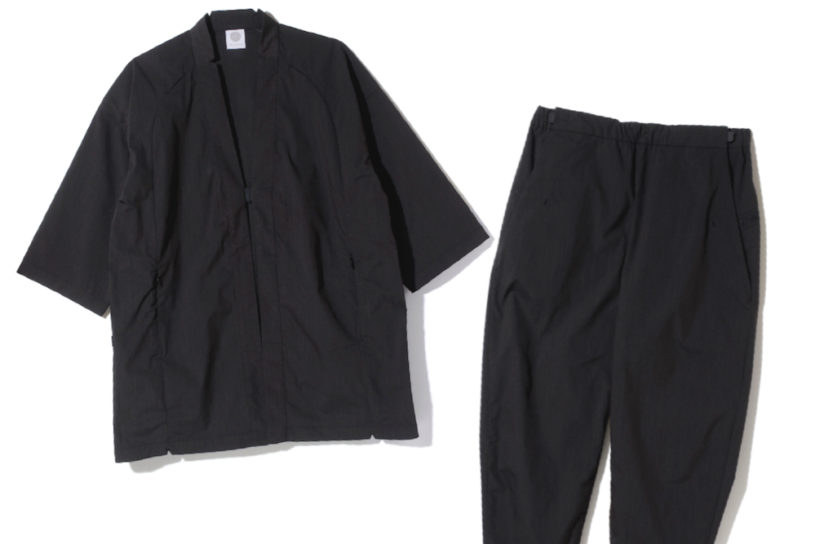 High-tech half-jacket from Alk Phenix, with a different set-up style.