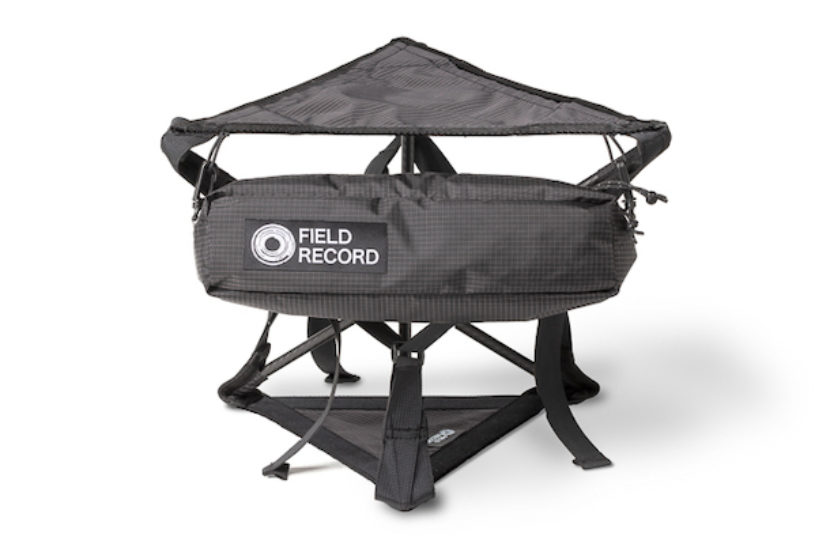 """Only 280g! The super-light chair released by the up-and-coming """"FIELD RECORD"""" is amazing."""