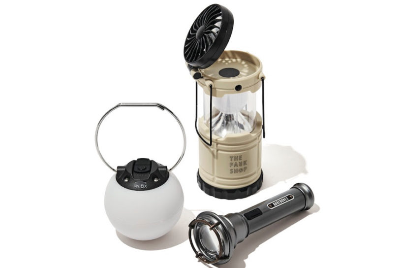 3 LED lights that will be at the top of wish lists for this summer, igniting camper's fire and desire.