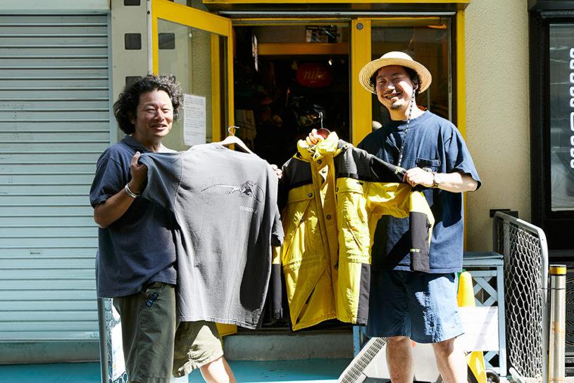Digging up unique outdoor items in Mitaka / Kichijoji. [Kai Sanpo-Visit Tokyo famous stores-]
