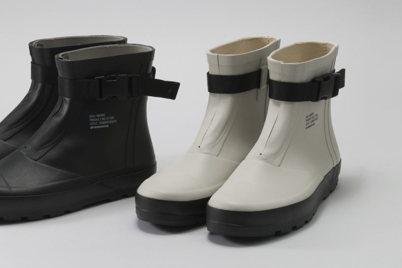 Is this the future of shoes!? MoonStar's functional rubber boots with an urban look.
