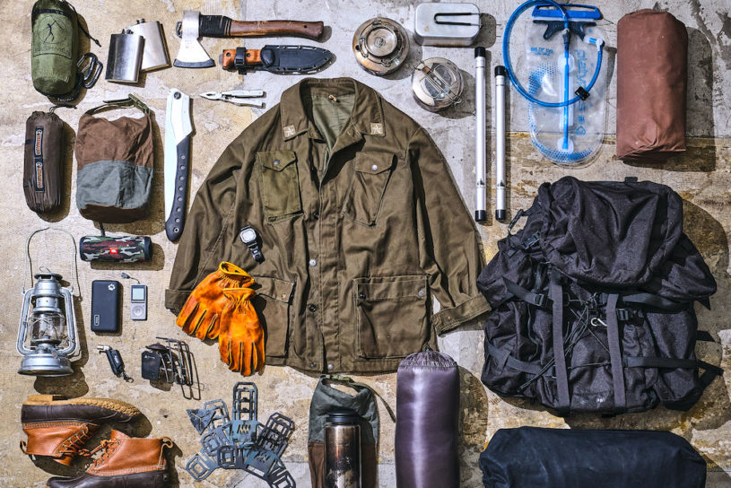 Autumn solo camping plan and must-have gear. Research on 5 fashionable outdoor experts! Vol.1