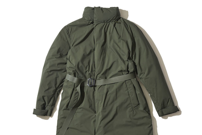 The latest work from F / CE. × Nanga, which is popular every year! A lot of waterproof and breathable down outerwears.