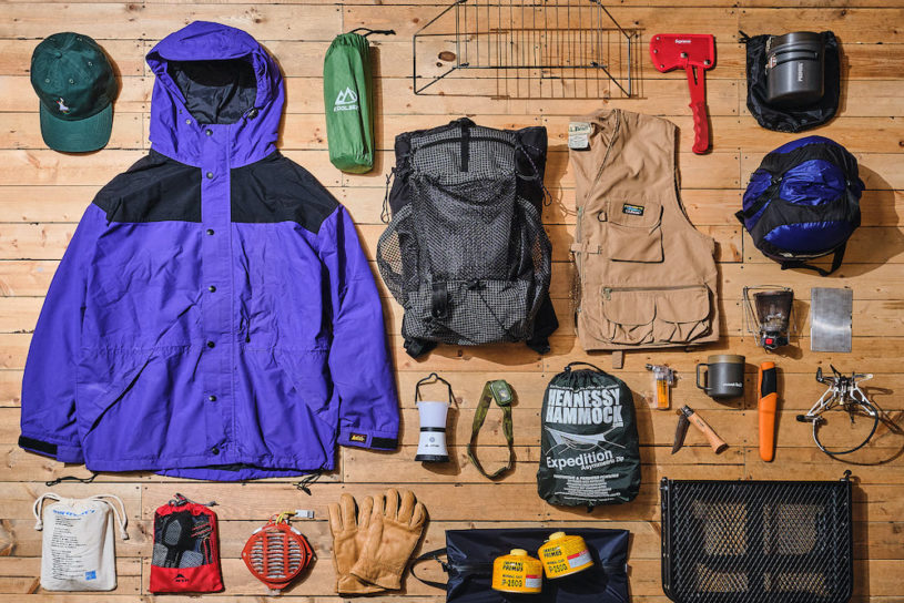 Autumn solo camping plan and must-have gear. Research on 5 fashionable outdoor experts! Vol.2