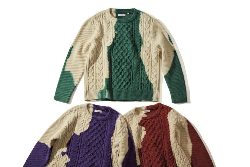 The finest knit sweater from the Hollywood Ranch Market, boldly dyed with the highest quality merino wool.