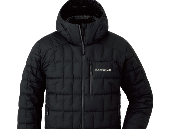 Montbell's best ever down parka has excellent cost performance! An affordable price with high quality down and Gore-Tex.