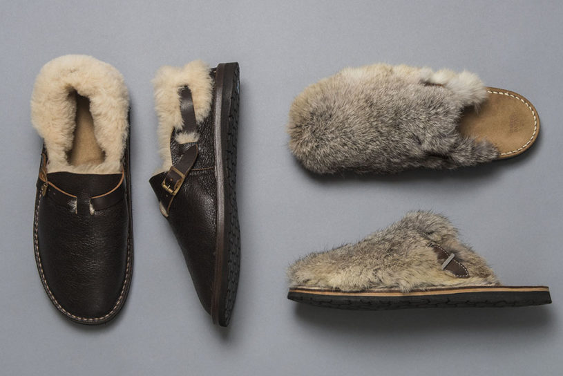 From Tokyo Sandals, two new fur models to help you stand out this winter!