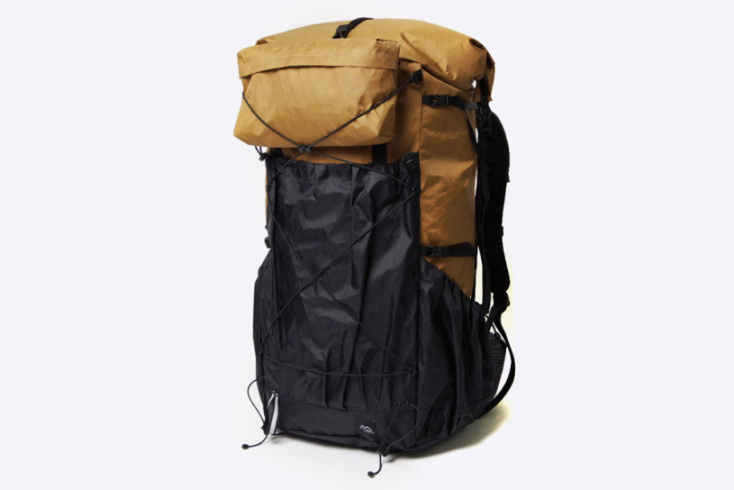 "Check out the new backpack from UL-based garage brand ""Cayl""."