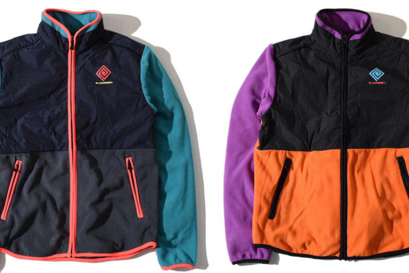 """Eldoreso's fleece is a bit different! Introducing a new """"running"""" outfit with excellent functionality and color."""