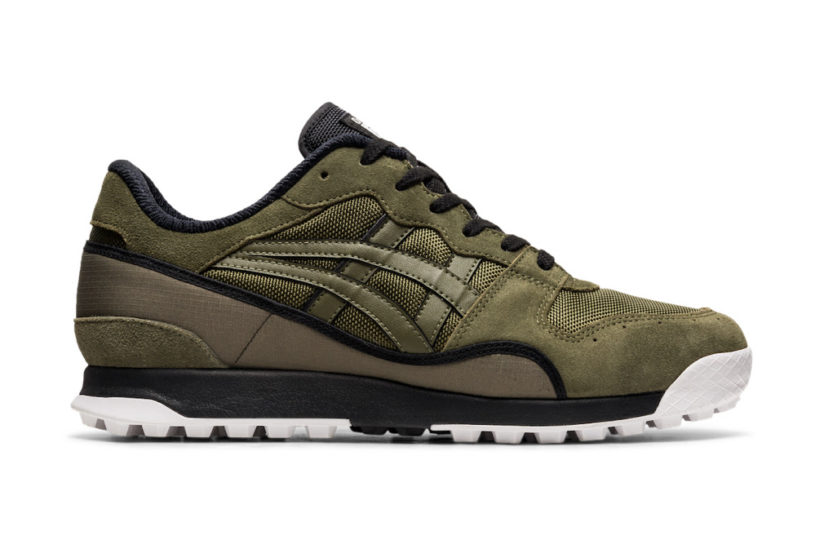 Onitsuka Tiger's classic sneakers are now available in Gore-Tex!