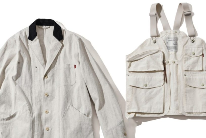 Nordisk's first apparel line is released! Camping wear made from their best cotton material.