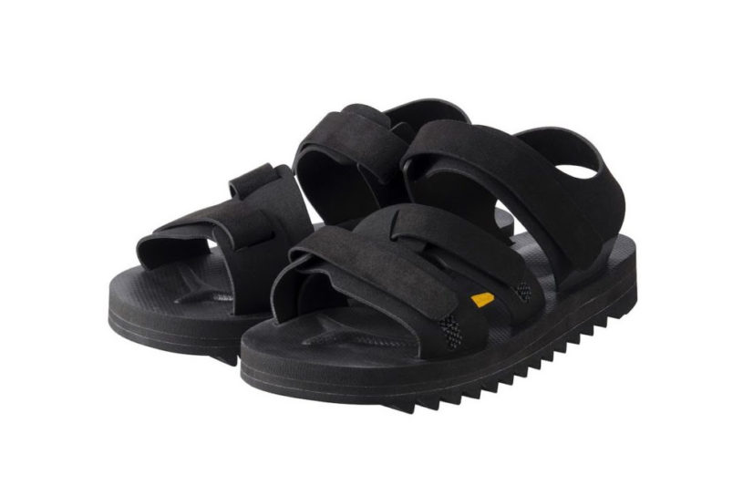 Descente Allterrain x Suicoke's popular collaboration is back! High-spec state of the art sandals.