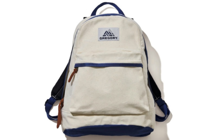 Gregory's classic backpack is recreated with heavy canvas for a fresh spring look!