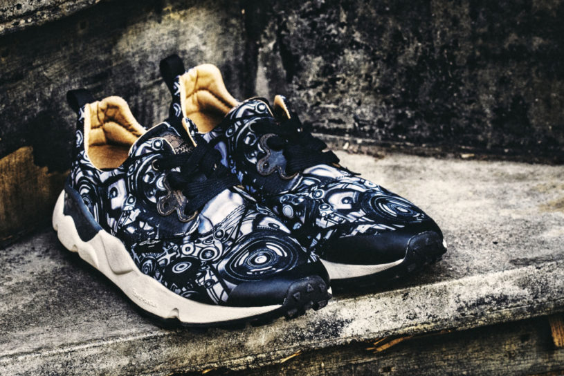 The artistic collaboration sneakers from Flower Mountain x Daido Moriyama are finally on sale!