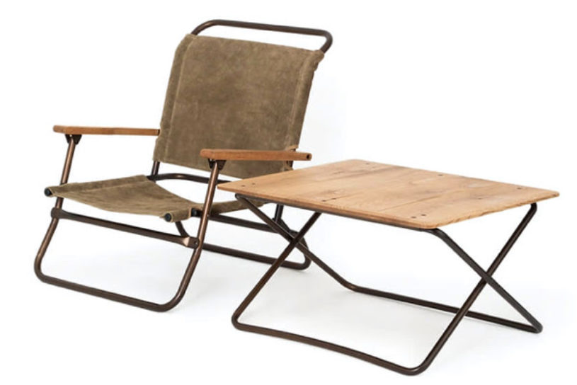 New colors and new tables have been added to the eye catching collaboration gear from Hobo and Truck Furniture.