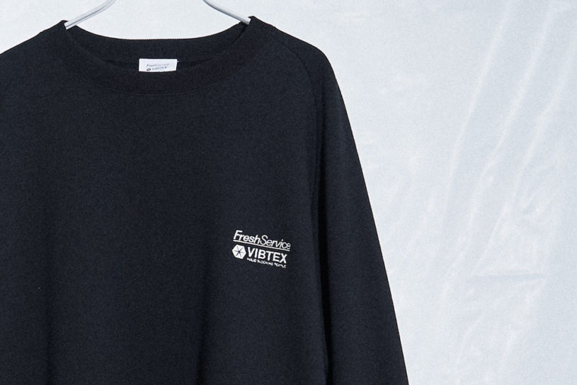 """Collaboration wear from Fresh Service and the rumored antiviral product """"VIBTEX"""" is now available."""