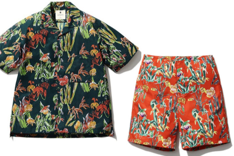 Snow Peak's chill summer wear made from cool materials is ready for the summer season!