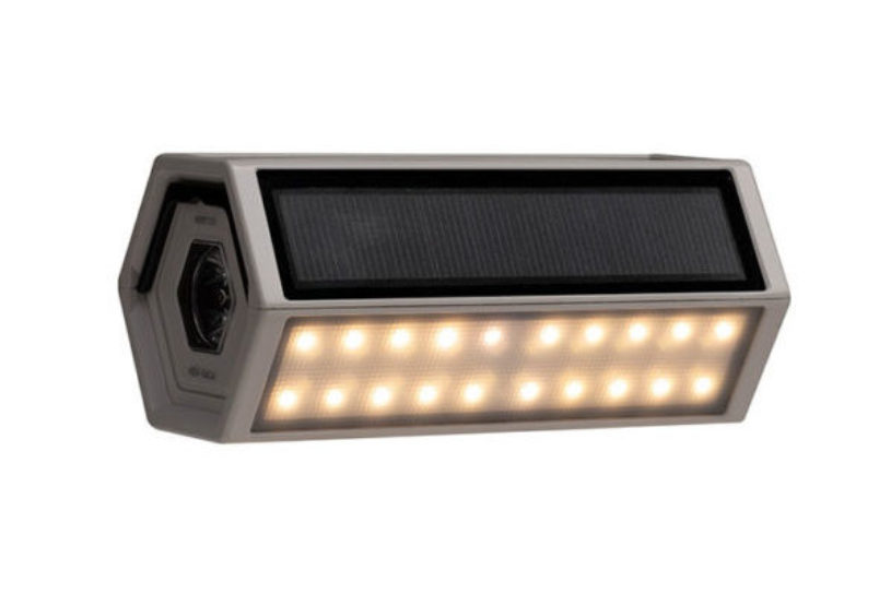 A multifunctional LED lantern with solar charging and battery functions from ROOT CO. is now available!