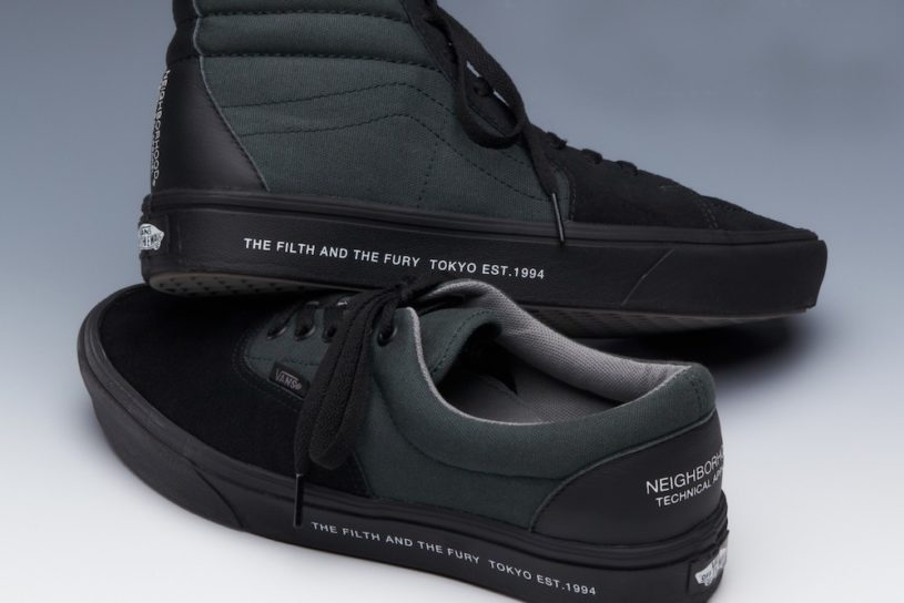 Neighborhood re-imagine two VANS classics with new technology for improved comfort.