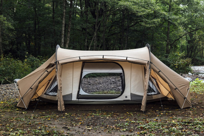 """The much rumored latest tent from Zane Arts the """"Okitoma 2"""" is finally on sale! The release date we've all been waiting for…"""