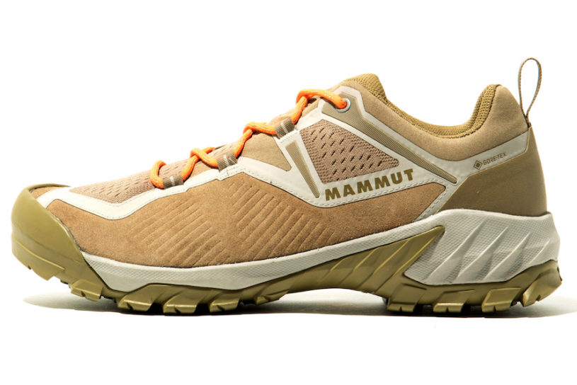 Hobo × Mammut. Mature GORE-TEX shoes in earthy tones.