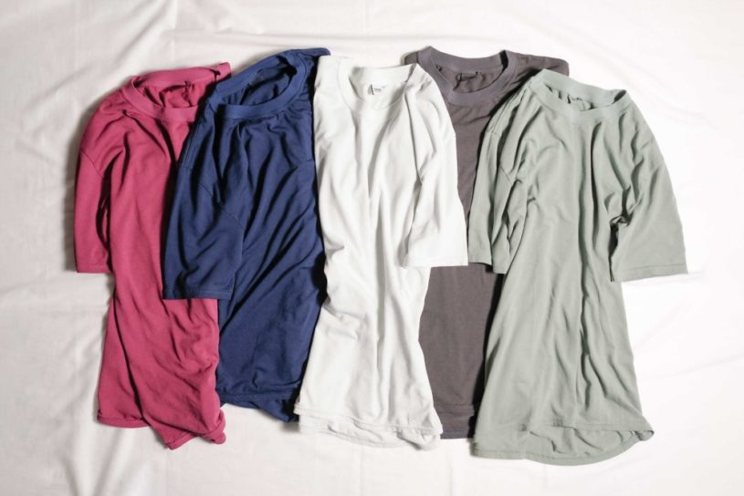 """What is new second-hand clothes? A new type of functional T-shirt created by the up-and-coming """"BRING""""."""