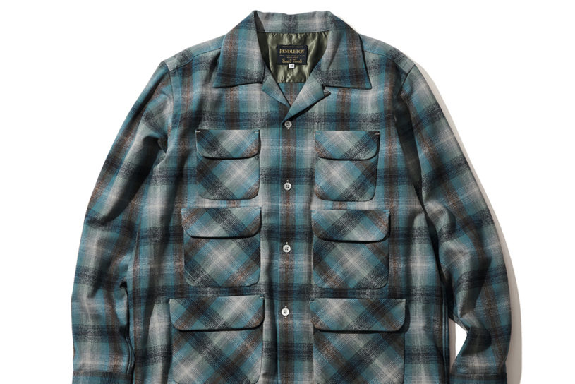 South2 West8's classic multi pocket shirts are made even better with traditional Pendleton materials!